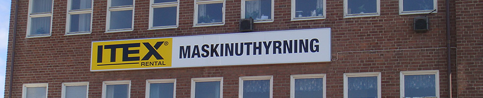 Grävmaskin Stockholm